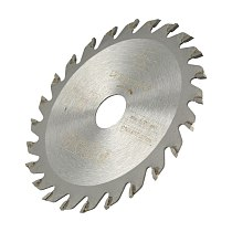 85mm x 15mm 24 Teeth Cemented Carbide Circular Cut Saw Woodworking Tool Cutting Disc