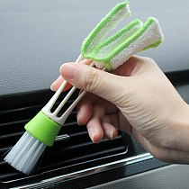 Car Cleaning Brush Car Washer Microfiber For Air-condition Cleaner Computer Clean Tools Blinds Duster Car Care