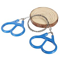 New Top Quality Pocket Steel Saw Wire Camping Hunting Travel Emergency Survive Tool Stainless