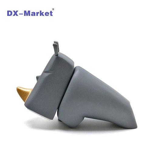 GRAY Rhino Hammer , Household hammer tools , DIY Hardware gifts , High quality Desk ornaments