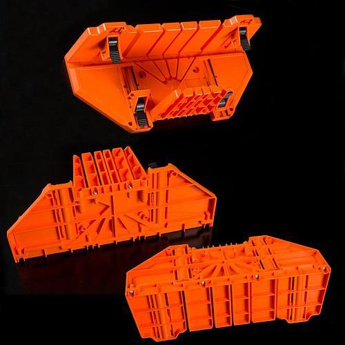 14inch Clamping Mitre Plastic Box Fixture Lockable Tilting Cabinet Tool