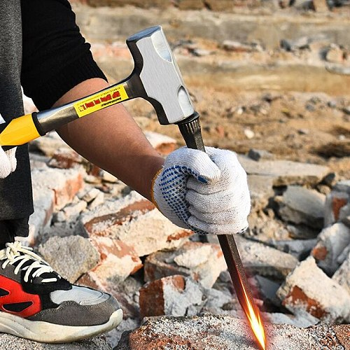 Hardened high carbon steel Masonry chisel Stone Cement Concrete Sculptur eice engrave Crafts hand tools