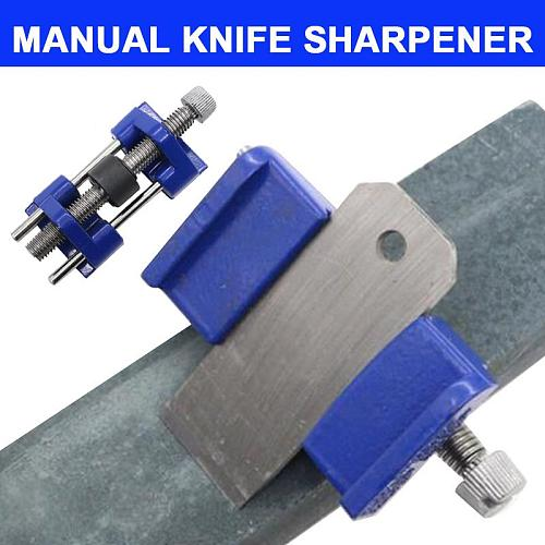 Wood Chisel Sharpening Metal Honing Tool Planers Hand Guide Plane Jig Blade Guide Fixed Angle Holder Hone Cutter Sharpener