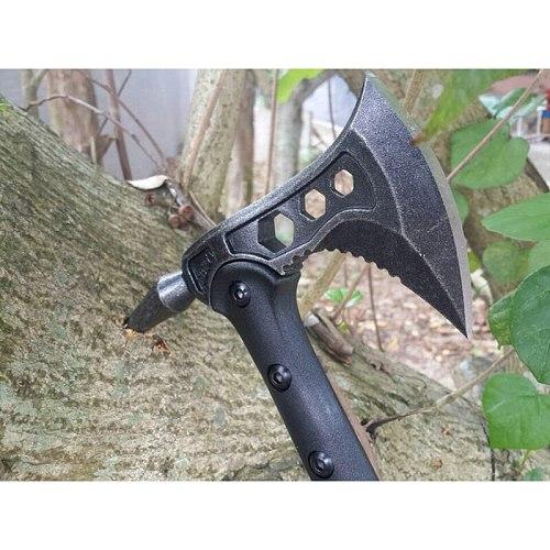 Fire Axe Camping Axe Tomahawk Army Outdoor Hunting Tactical Survival Machete Axes Hand Tool Fire Axe Hatchet Axe Ice Axe
