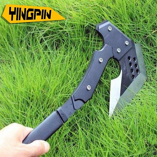 New cross fire line CF real ax outdoor camping axe chopper hatchet splitting