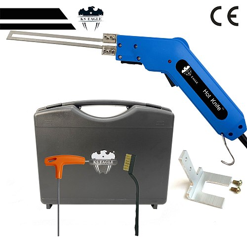 KS EAGLE 150W Upgrades The Latest Hot Knife EPS Foam Insulation XPS Extruded Board Cutting Continual Work Hot Cutter