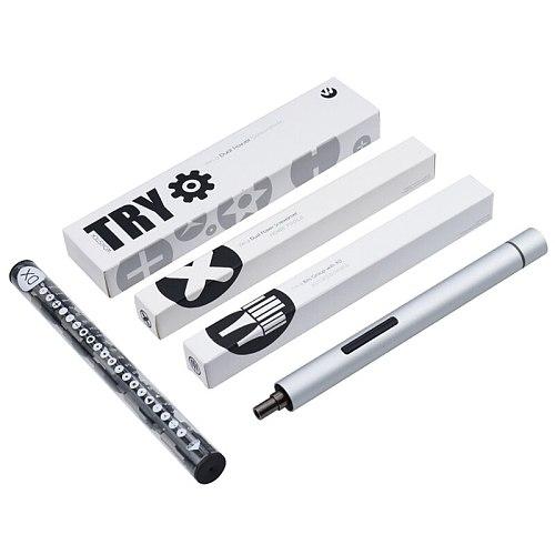 Mini Electric Screwdriver Power Tool Screw Driver Kit Precision Screwdriver Set With Screwdriver Bits Household Power Multitool
