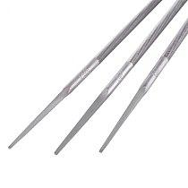 3Pcs/set 4mm/4.8mm/5.5mm Round Steel Bearing Steel Sharpening Chainsaw Files Sharpener