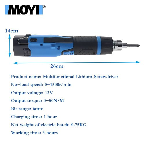 12V Electric Screwdriver Lithium Battery Rechargeable Parafusadeira Furadeira Multi-function Cordless Drill Power Tools