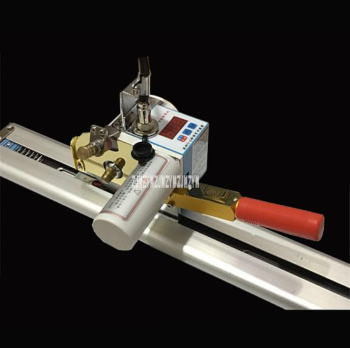 SF-260 Automatic Cloth Cutting Machine High Speed Fabric Cutting Machine For Curtain Leather Sponge Track Cloth Cutting Machine