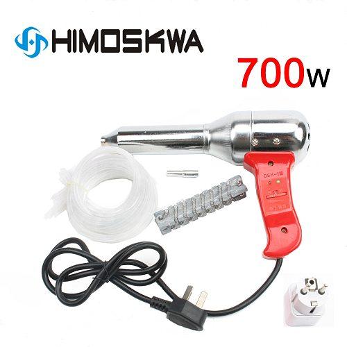 500/700W plastic adjustable welding torch hot air gun 100-450 degrees voltage 220v-240v current 50-300L Min temperature tools