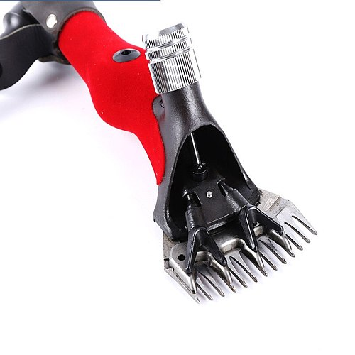 BYM-3J Professional ELECTRIC 370W 220V Sheep Shears Electric Sheep Clippers