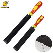 6''/8'' Diamond-Shaped Sickle Sawing Files Fine-tooth Grinding Rasp For Deburring Shaping Grinding Hand Saw Hand Tools