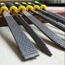Mini File Set Microtech Needle Rasp Filling Tool Woodworking Files Hobby Hand Diy Folder Metal Filing Flat Wood Carving Tools