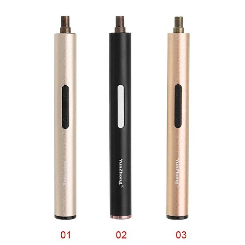 Mini S2 Alloy Rechargeable Cordless Electric Screwdriver Phone Repair Tool Lightweight Mini Electric Power Cordless Screw Driver