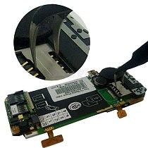 6pcs/lot Anti-static Tweezers For Phone Computer Jewelry Nipper Hand Repair Tool