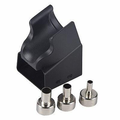 Adjustable Electronic Heat Hot Air Gun Desoldering Soldering Station LED Digital Hair Dryer For Heat Gun Welding Repair Tools