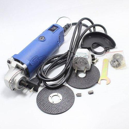 chuilian 220V 280W mini polishing machine angle grinder cutting machine multi-function grinding machine