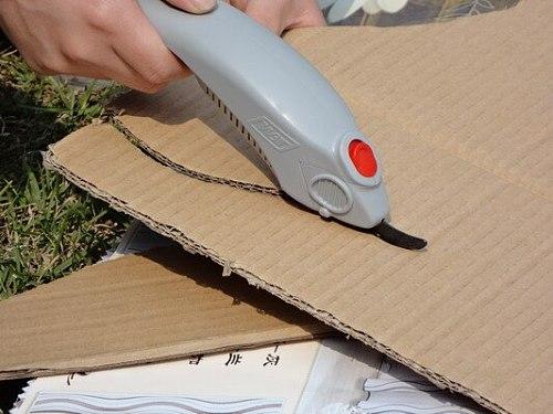 electric carton cutter paper cutting electric cutter knife