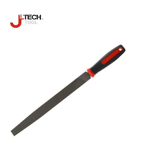 Jetech flat file metal rasp hand tool wood carving craft using for woodworking leatherwear and DIY made