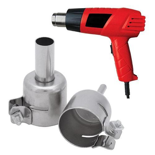 8pcs Universal Heat Gun Soldering Station 850 Hot Air Gun Welding Heat Resistant Nozzles power tool