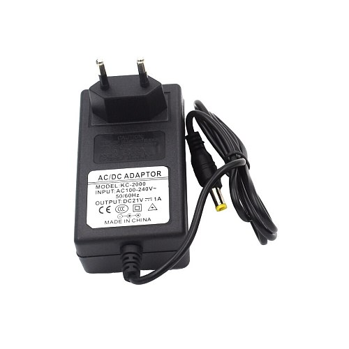 GOXAWEE 12V 16.8V 21V  Cordless Drill Electric Screwdriver Lithium Battery Charger Battery Pack Charger Adapter