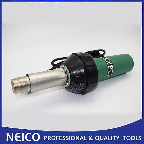 Free Shipping , New Hot Air Welding Heat Gun Kits , 230V / 110V 1600W Hand Plastic Welder Of Hot Air Tools