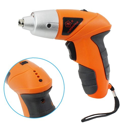 Electric Screwdriver Charging Screwdriver 3.6V Lithium Battery Mini Electric Screwdriver Set Rechargeable Hand Drill