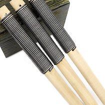 3pcs Wood File Metal Rasp Coarse Teeth 200/220mm Hand Rasp For Hardwood Polishing Carpenter Woodworking Tools