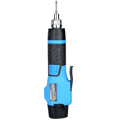 12V rechargeable drill electric screwdriver inline multifunctional lithium straight shank drill cordless power screwdriver