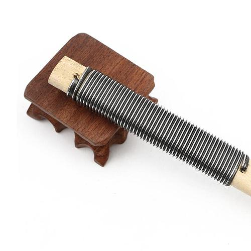 Woodworking File Coarse-toothed Metal Filing Rasp Needle File Wood Tools Hand Single Grain Coarse Tooth Rasp