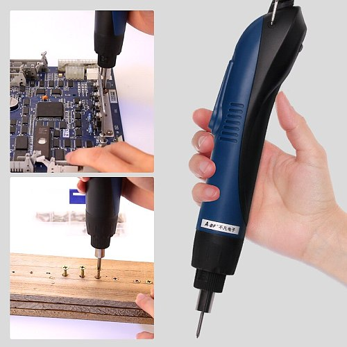 A-BF Automatic Electric Screwdriver Industrial Class 220V Direct Insertion Brushless Batch Screwdriver Large Torsion Household