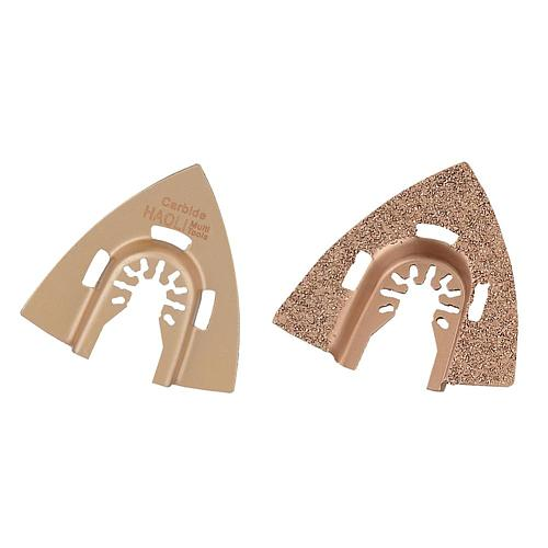 1pc Carbide/Diamond Oscillating Saw Blades Multi-tools Tile For Plastic GFRP Wood Brass Bronze Saw Blade