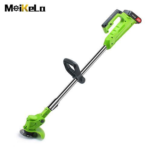 48V Electric Lawn Mower Li-ion battery Cordless Grass Trimmer Cutter Pruning Garden Tools