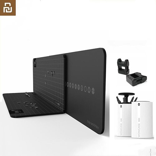Wowstick Wowpad Magnetic Screwpad Screw Postion Memory Plate Mat for 1FS 1P+ 1F+ Plus Wowcase Nozle Kits Optional for xiaomi