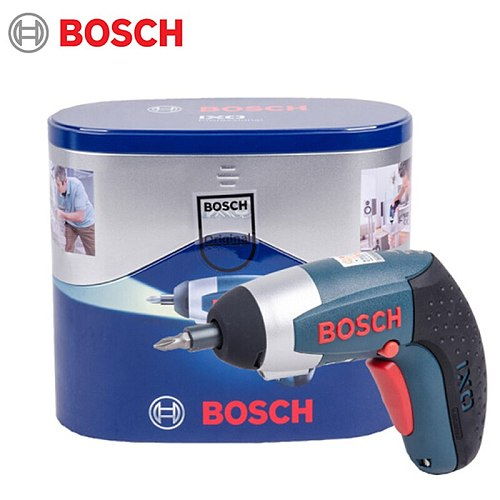 BOSCH IXO 3 Electric Screwdriver 3.6V Rechargeable Electric Tool Lithium Battery Rechargeable Multi-Function Electric Drill