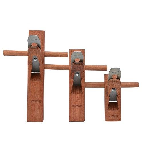 3 Pcs Per Set Mahogany Wood Planer Woodworking Planing Manual Wood Planing P A Mini Hand Plane