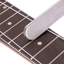 Guitar Fret Crowning Luthier File Narrow Dual Cutting Edge Tool