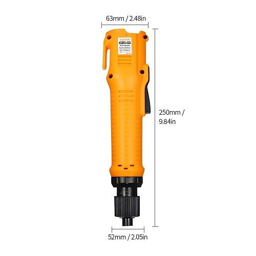 Electric Screwdriver High Precision Torque Electric Screwdriver Rechargeable Electric Screwdriver Powered Screw Driver US Plug