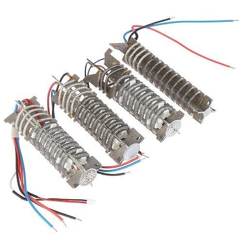 New Hot Air Gun Heating Element Core Mica Heater Replacement Blower Element Hot Air Gun ACC