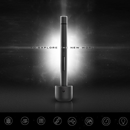 Wowstick 1F  Precision Mini Cordless Cordless Screwdriver Battery for Cell Phone Camera Repair Tools