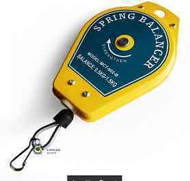 Spring balancer MCT-602-B balance ring for electronic screwdriver, hardware tools, measurement tools  0.5kgs-1.5kgs