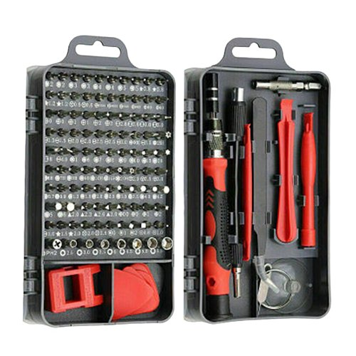 110/115 In 1 Precision Screwdriver Mini Electric Screwdriver Set For phone Tablet for Ipad Home Tool Set