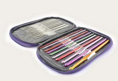 22 pcs DIY hand knitting needle crochet hook tool set, Weaving Tools