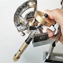 12/24/36/48/60/72/84/96 Jade Grinding Polished Faceted Manipulator Gem Faceting Machine Jewel Angle Polisher Fork Wheels Handle