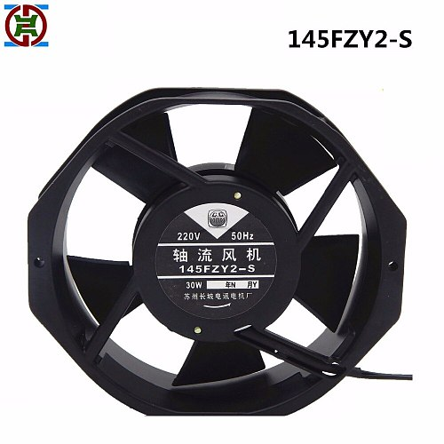 Best sales 145FZY 2-S 17042 Air flow Cooling Fan AC380V AC220V 172x150x42mm for industrial Inverter welding machine