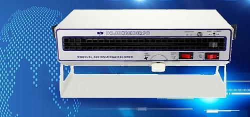 Dr . Schneider SL-028 horizontal ion fan, static elimination fan