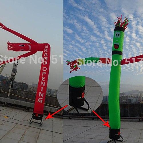 1pcs 750W gas mold star fan advertising fan fan dance Air blower for sky dancer advertising inflatable