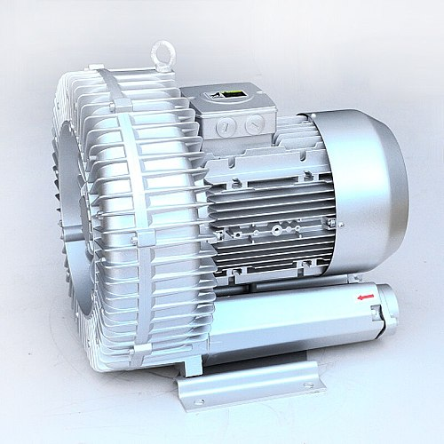 5.5KW three phase Regenerative Blower ( Large airflow type ) HR83C5500SW