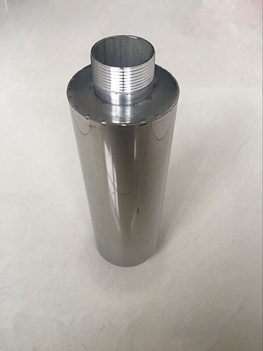 2.5 Inches Silencer For High Pressure Ring Blower